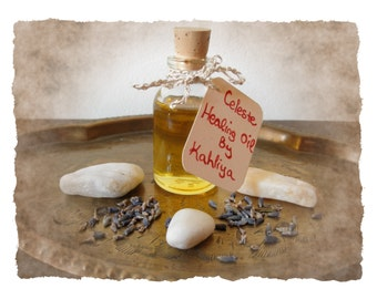 Celeste Natural Healing Mini Massage oil 20 ml