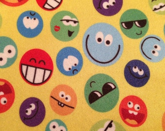 Smiley PUL  Waterproof Cloth Diaper Cover