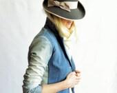 Jeans jacket coat tailor blazer