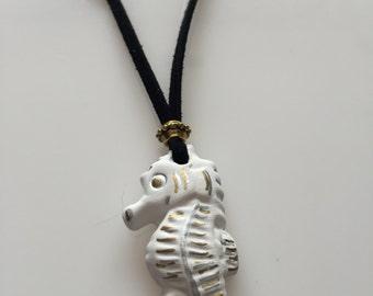 Seahorse Diffuser Necklace