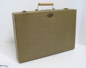 Vintage Barnett & Jaffe Baja Slide Case Briefcase Style Slide Photography Carry Briefcase Case Luggage
