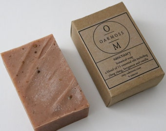 Sanctuary - Botanical Soap