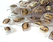 Vintage Watch Crystal Assortment, 100pcs