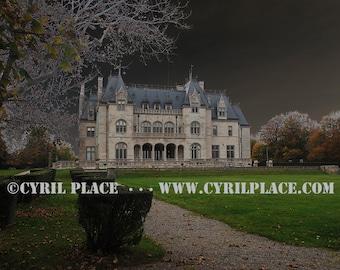 Dark Shadows Collinwood Carey Mansion Newport Rhode Island