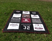 T Shirt Quilt with your own 12 Tshirts