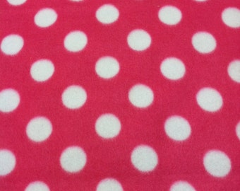 RaToob, Candy Pink with White Polka Dots