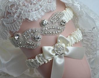 Wedding Garter Set,Bridal Garter,Garters Set, Bridal accessories,Garter Belt