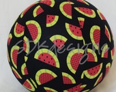 Watermelon Slices Balloon Ball Toy -  as seen with Michelle Obama on Parenting.com