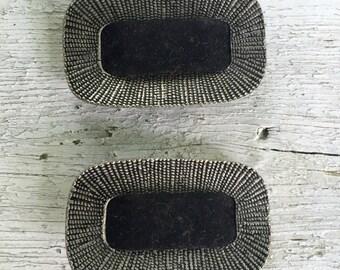 Shoe Clips Antique Vintage 1930s