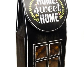 Gourmet Dog Treats - Home Sweet Home - Gourmet Window Gift Box - Shorty's Gourmet Treats