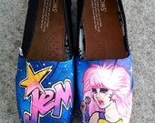 CLEARANCE SALE! Truely Outrageous Jem Toms -Womens 8 - Ready to Ship!