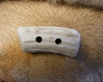 Elk Antler Toggle Button Fastener