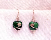 Wire Wrapped Malachite He...