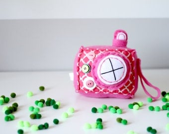 Fruity Pebbles Plush Camera