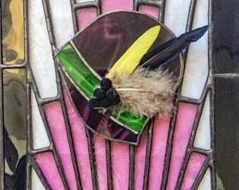 Cloche Hat #1