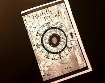 Riddle Road vol. 8: The Two-Headed Beast
