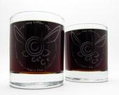 Navi Hey Listen Etched Glassware (Large) -Tumblers  -Old Fashioned -Can Glasses -Mason Mugs -Ceramic Mugs -Pints Sandblasted