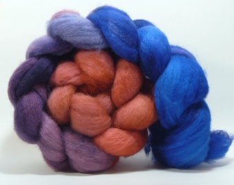 NEW Yarn of Letters - 4oz BFL Combed Top - Mummy Dearest