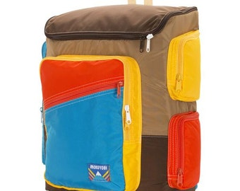 Brown Bear Mega Backpack