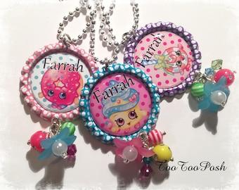 Shopkins Necklace - U Choose