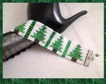 Oh Christmas Tree Bracelet Jewelry Making Kit