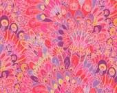 Liberty Fabric Autumn/Winter 2015 Eben B Tana Lawn Fat Quarter Bright Feather