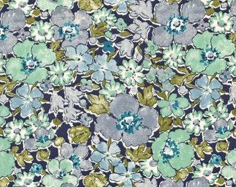 Liberty Fabric Gemma B Tana Lawn Fat Quarter Floral