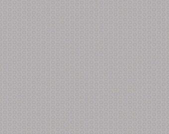 FALL SALE - 6 3/8 yards - Circle Dot Basics - C445-Gray - Riley Blake Designs