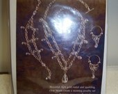 CLOSING SALE Simply Beads Kit-of-the Month Faceted Swags