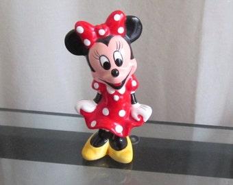 Vintage Minnie Mouse  Figurine