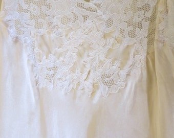Vintage Lingerie in Silk and Lace from Joseph Horne Co.