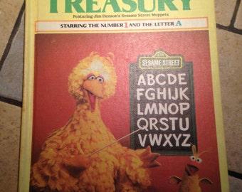 1983 The Sesame Street Treasury Volumes 1 to 15 COMPLETE