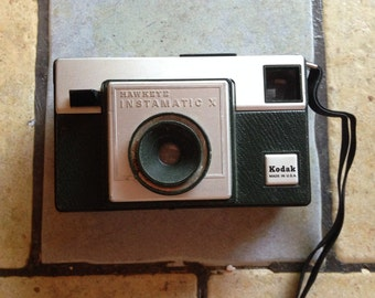 Hawkeye Instamatic X Camera by Kodak
