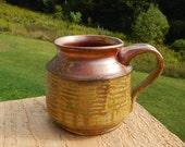 Rustic Trail Wood-fired Coffee Mug III