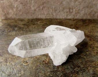 Clear Crystal Quartz Clear Quartz Crystal  1 crystals # C5