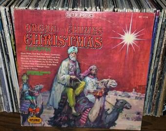 organ and chimes christmas favorites vintage vinyl record - Classic Christmas Favorites