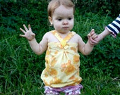 OOAK Vintage Baby Dress & Tunic Size Newborn - 6 months