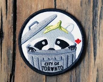 Toronto Raccoon Patch