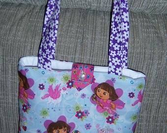 Dora Little girls tote