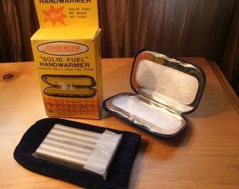Vintage Jorgensen Handwarmer
