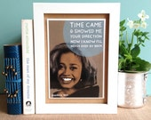 90s Shanice Greeting Card - I Love Your Smile