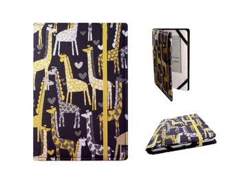 Kindle paperwhite case, Kindle Cover Hardcover, Kindle Case,Kindle Fire HDX, Kindle Paperwhite, NookGlowLight, Giraffe