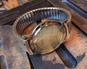 Vintage 1960s Gruen Precision Watch