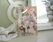 Handmade Vintage/Victorian-style Greeting Card