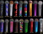 Mic Covers Sparkle Microphone Cover for  CORDED/WIRED microphones