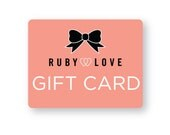 Gift Card - Ruby Love Baby