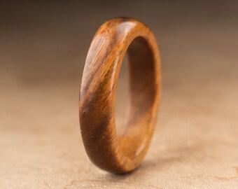 Size 7.25 - Guayacan Wood Ring No. 403