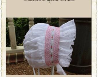 Smocked Bonnet ePattern