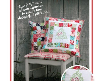 Joyful PDF Pillow Pattern SALE