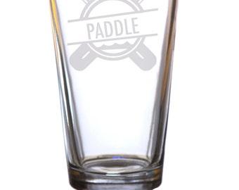 Paddle Glass